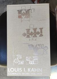LOUIS I.KAHN COMPLETE WORK 1935-1974