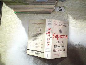 Sapiens:A Brief History of Humankind  智者:人类简史