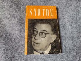 万叶堂 法文原版 jean-paul sartre 让.保罗.萨特