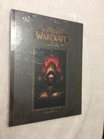 现货 魔兽世界编年史  英文原版  World of Warcraft Chronicle Volume 1 魔兽周边 英文原版 魔兽世界 暴雪 Blizzard