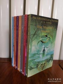 纳尼亚传奇,英文书,无笔记无划线,包邮,Chronicles of Narnia Box Set