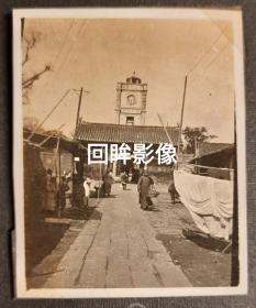 民国江苏泰兴、靖江照片一组