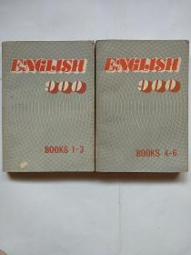 ENGLISH900:B00KS(1-6)