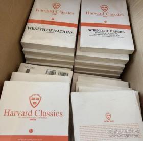 哈佛经典英文版(全50册)