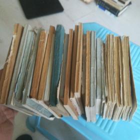 我国著名小麦种质资源专家丁寿康研究员笔记本22本合售