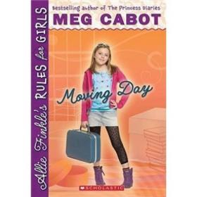 Moving Day (Allie Finkle's Rules for Girls, Book 1)  女孩守则系列1