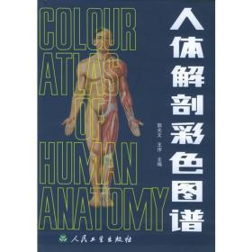 人体解剖彩色图谱