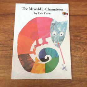Eric Carle: Mixed-Up Chameleon 变色龙(精装)