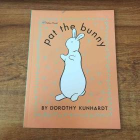 Pat the Bunny Deluxe Edition 英文原版