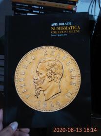 ASTE BOLAFFI NUMISMATICA COLLEZIONE SELENE Torino,7 giugno 2017