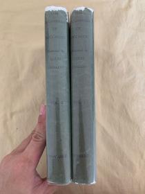 The Decameron of Giovanni  Boccaccio    十日谈 两卷套.