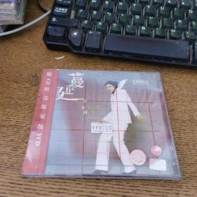许美静蔓延CD+VCD未开封封膜稍微破损