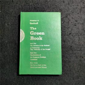 【 英文原版精装 】The Green Book by Muammar Al Gathafi卡扎菲《绿皮书》