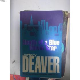 特价~现货~ Death of a Blue Movie Star  9780340793121Deaver,