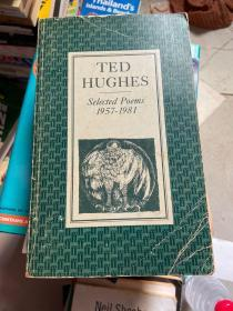 Ted Hughes:Selected poems 1957-1981