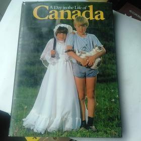 A Dαy ⅰn the Life of Cαnαdα,在加拿大的一天(英文原版)