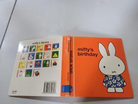 miffy's birthday:米菲的生日