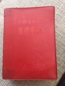 农村卫生工作队医疗手册