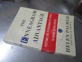 The Enneagram Advantage【大32开 英文原版】