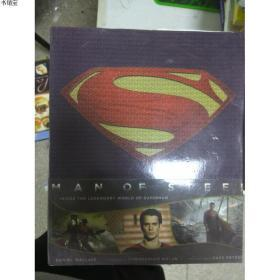 特价~现货~Man of Steel: Inside the Legendary World of Superm