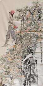中国美术家协会会员 中国女美术家协会常务理事 中国工笔重彩画学会理事 中国少数民族美术促进会理事 宫建华作品