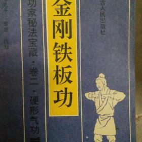 金刚铁板功(32开A)