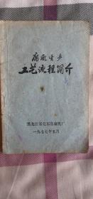 腐乳生产工艺流程简介