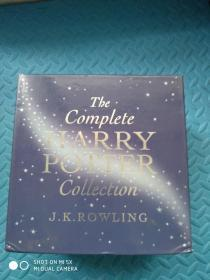 HARRY POTTER 哈利波特 英文版1-7册全 带盒子