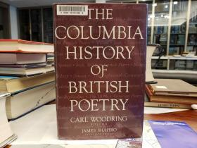 The Columbia History of British Poetry