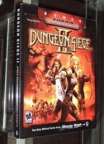 官方游戏攻略 Dungeon Siege II/地牢围攻2/破碎的世界 现货
