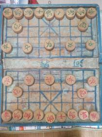 老象棋规格60×20(带棋盘)