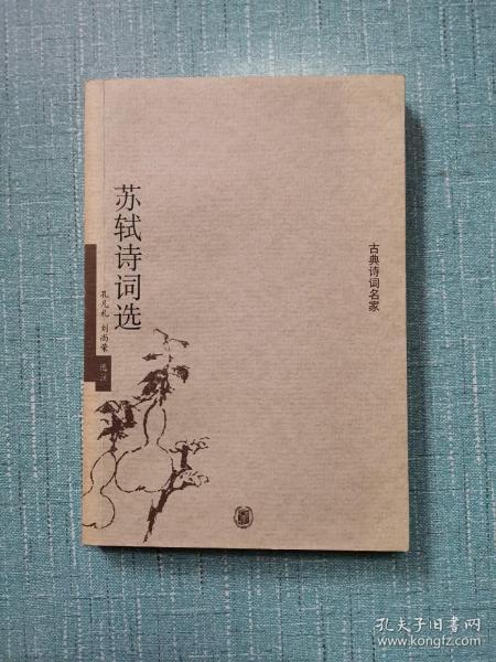 苏轼诗词选