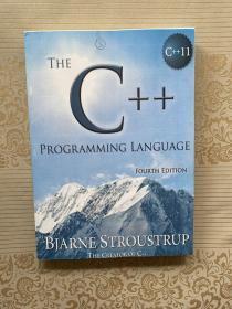 The C++ Programming Language:4th Edition