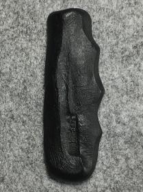 古梅园手抓墨 70年代前后生产的手抓墨 重25.4克 现货一口价
