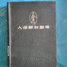 沈阳医学院 编绘《人体解剖图谱(普及本)》上海科学技术出版社