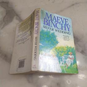 MAEVE BINCHY  SILVER WEDDING