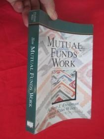 How Mutual Funds Work     (小16开 )   【详见图】