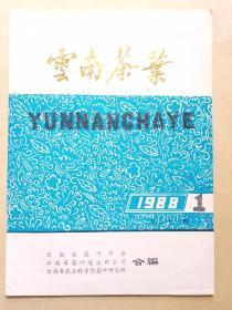 云南茶叶1988.1