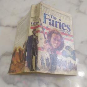 THE FURIES  JOHN JAKES