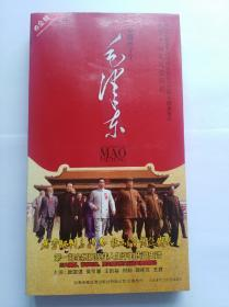 电视剧《毛泽东》DVD