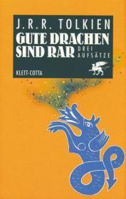 预售德版托尔金三篇故事合集Gute Drachen Sind Rar