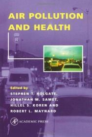 Air Pollution and Health-空气污染与健康