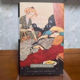 【近期不能发货,别付款,可联系确定发货时间】The Arabian Nights 天方夜谭/一千零一夜 everyman's library 人人文库 英文原版 布面封皮琐线装订 丝带标记 内页无酸纸可以保存几百年不泛黄
