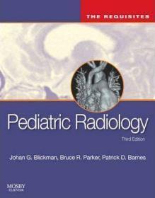 PediatricRadiology儿科放射学必备知识