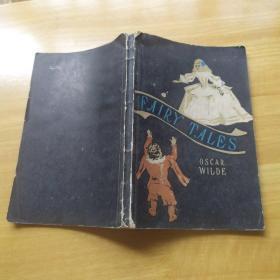 FAIRY TALES     OSCAR WILDE    王尔德童话集 1959年