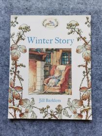 Winter Story 野蔷薇村的故事:冬季篇(平装) ISBN9780007461561