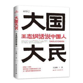 大国大民―― 王志纲话说中国人