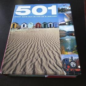 501 Great Days Out in the UK and Ireland[501天在英国]