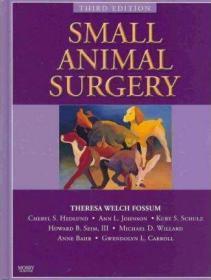 Small Animal Surgery [With eBook]-小动物外科学