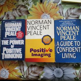The power of positive thinking,Positive Imaging,A Guide to confident living